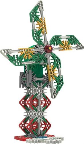 Knex-Imagine Power and Play Motorized Building Set